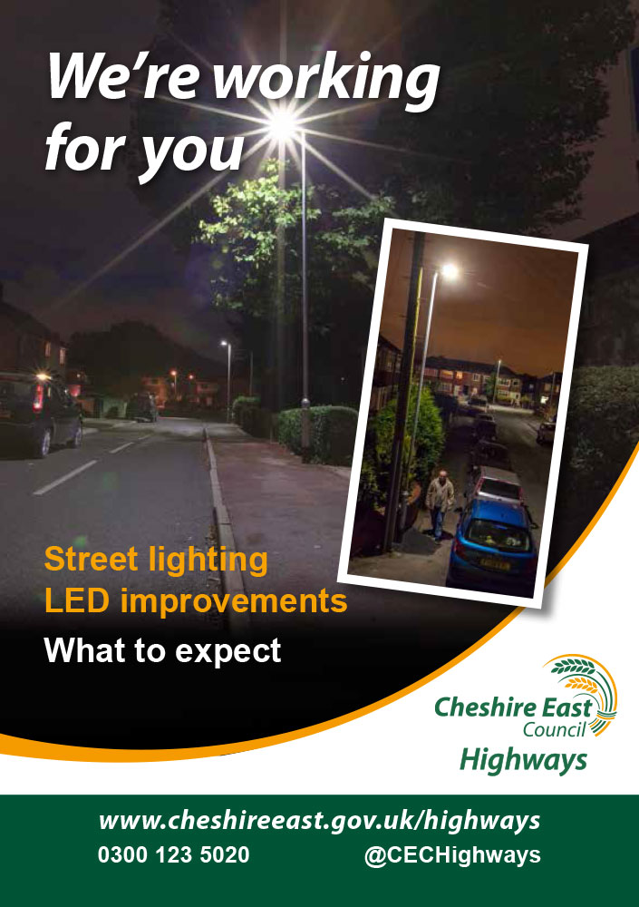 Download Street Lighting LED Improvements brochure